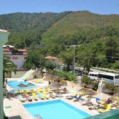 Can Apartments Турция, Мармарис - отзывы, цены и фото номеров - забронировать отель Can Apartments онлайн балкон