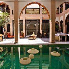 Отель Dar Anika Марокко, Марракеш - отзывы, цены и фото номеров - забронировать отель Dar Anika онлайн бассейн