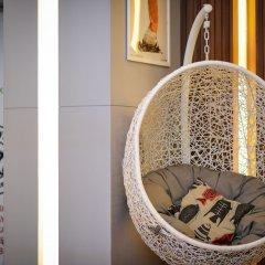 Отель Icheck Inn Silom Бангкок в номере