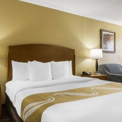 Отель Quality Inn & Suites Los Angeles Airport - LAX комната для гостей фото 2