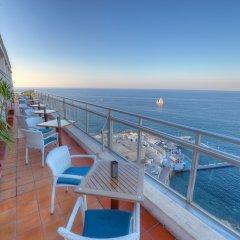 Отель The Preluna Hotel Мальта, Слима - 4 отзыва об отеле, цены и фото номеров - забронировать отель The Preluna Hotel онлайн балкон