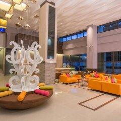 Отель R-Con Wong Amat Suite интерьер отеля фото 3