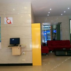 Отель 7 Days Inn банкомат