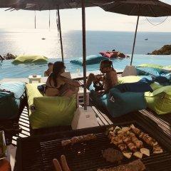 Отель Aminjirah Resort Таиланд, Остров Тау - отзывы, цены и фото номеров - забронировать отель Aminjirah Resort онлайн приотельная территория фото 2