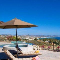 Отель Villa Vista del Mar Querencia Мексика, Сан-Хосе-дель-Кабо - отзывы, цены и фото номеров - забронировать отель Villa Vista del Mar Querencia онлайн пляж