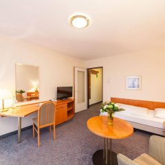 Novum Apartment Hotel am Ratsholz Leipzig комната для гостей