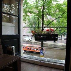 Отель International Budget Hostel City Center Нидерланды, Амстердам - 1 отзыв об отеле, цены и фото номеров - забронировать отель International Budget Hostel City Center онлайн комната для гостей фото 5