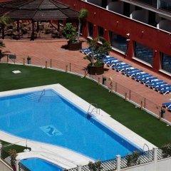 Отель Pierre & Vacances Residence Benalmadena Principe спортивное сооружение