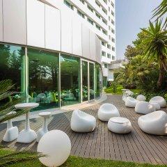 Отель Hf Ipanema Park Порту