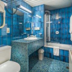 Отель 322 Lambermont Бельгия, Брюссель - отзывы, цены и фото номеров - забронировать отель 322 Lambermont онлайн ванная