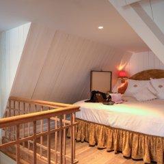 Отель The Secret Garden комната для гостей
