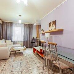 Апартаменты Inn Days Apartments Polyanka комната для гостей фото 4