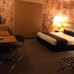 Desert Cave Hotel комната для гостей