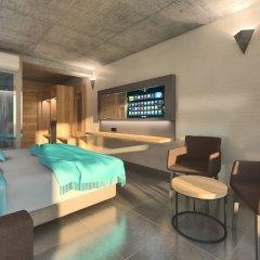 Отель Azur Hotel by ST Hotels Мальта, Гзира - отзывы, цены и фото номеров - забронировать отель Azur Hotel by ST Hotels онлайн комната для гостей фото 3