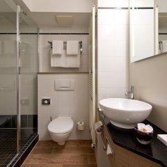 Отель Leonardo Hotel Munich City Olympiapark Германия, Мюнхен - 2 отзыва об отеле, цены и фото номеров - забронировать отель Leonardo Hotel Munich City Olympiapark онлайн ванная фото 2