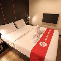 Отель Nida Rooms Yanawa Sathorn City Walk Бангкок комната для гостей фото 5