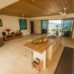 Отель Villa Vai Api Французская Полинезия, Бора-Бора - отзывы, цены и фото номеров - забронировать отель Villa Vai Api онлайн комната для гостей фото 5