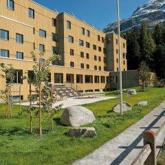 Отель Youth Hostel St. Moritz Швейцария, Санкт-Мориц - отзывы, цены и фото номеров - забронировать отель Youth Hostel St. Moritz онлайн фото 5