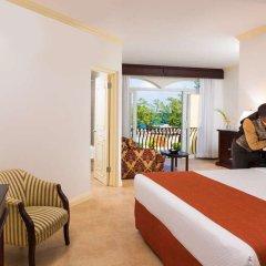 Отель Jewel Paradise Cove Adult Beach Resort & Spa Ямайка, Сент-Аннc-Бей - отзывы, цены и фото номеров - забронировать отель Jewel Paradise Cove Adult Beach Resort & Spa онлайн комната для гостей фото 5