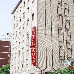 Отель Milano Palmanova парковка