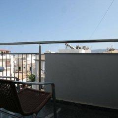 Отель Dimitris Paritsa Hotel Греция, Кос - отзывы, цены и фото номеров - забронировать отель Dimitris Paritsa Hotel онлайн балкон