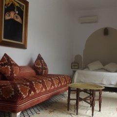 Отель Riad Dar Nawfal Марокко, Схират - отзывы, цены и фото номеров - забронировать отель Riad Dar Nawfal онлайн комната для гостей фото 5