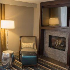 Отель Hilton Garden Inn Los Angeles Montebello Монтебелло удобства в номере фото 2