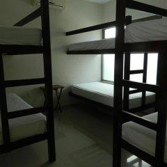 Отель Sayab Hostel Мексика, Плая-дель-Кармен - отзывы, цены и фото номеров - забронировать отель Sayab Hostel онлайн комната для гостей фото 4