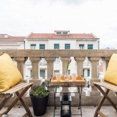 Отель 6 Clouds Лиссабон балкон
