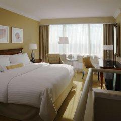 Warsaw Marriott Hotel Варшава комната для гостей фото 2