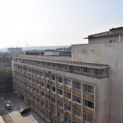 Отель Slavyanska Beseda Hotel Болгария, София - 7 отзывов об отеле, цены и фото номеров - забронировать отель Slavyanska Beseda Hotel онлайн балкон