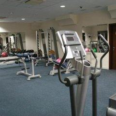 Острова Спа Отель фитнесс-зал фото 2