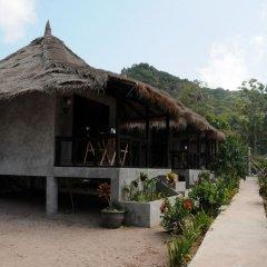 Отель Secret Garden Village парковка