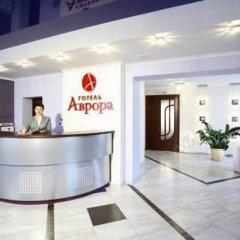 Aurora Hotel Донецк интерьер отеля