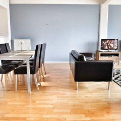Отель Top Spot Residence Бельгия, Брюссель - отзывы, цены и фото номеров - забронировать отель Top Spot Residence онлайн интерьер отеля фото 3