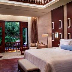 Отель The Ritz-Carlton Sanya, Yalong Bay Китай, Санья - отзывы, цены и фото номеров - забронировать отель The Ritz-Carlton Sanya, Yalong Bay онлайн комната для гостей фото 5