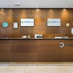 Отель ILUNION Fuengirola Испания, Фуэнхирола - отзывы, цены и фото номеров - забронировать отель ILUNION Fuengirola онлайн интерьер отеля