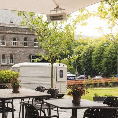 Отель Villa Terminus Норвегия, Берген - отзывы, цены и фото номеров - забронировать отель Villa Terminus онлайн балкон