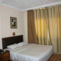 Отель AGHADEER Амман сейф в номере