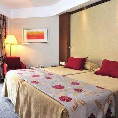 Отель Hipotels Sherry Park Испания, Херес-де-ла-Фронтера - 1 отзыв об отеле, цены и фото номеров - забронировать отель Hipotels Sherry Park онлайн комната для гостей фото 4