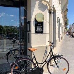 Terrass'' Hotel Montmartre by MH спортивное сооружение