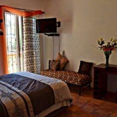 Отель Casa Diva Bed & Breakfast Мексика, Сан-Хосе-дель-Кабо - отзывы, цены и фото номеров - забронировать отель Casa Diva Bed & Breakfast онлайн комната для гостей фото 2