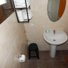 Отель Kripis Studio Pefkohori Греция, Пефкохори - отзывы, цены и фото номеров - забронировать отель Kripis Studio Pefkohori онлайн ванная