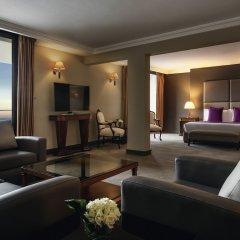 Отель Movenpick Hotel & Casino Malabata Tanger Марокко, Танжер - отзывы, цены и фото номеров - забронировать отель Movenpick Hotel & Casino Malabata Tanger онлайн комната для гостей фото 3