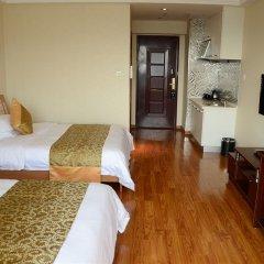 Отель Xiamen Sweetome Vacation Rentals (Wanda Plaza) Китай, Сямынь - отзывы, цены и фото номеров - забронировать отель Xiamen Sweetome Vacation Rentals (Wanda Plaza) онлайн комната для гостей фото 3