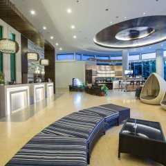 Отель Deevana Plaza Phuket гостиничный бар