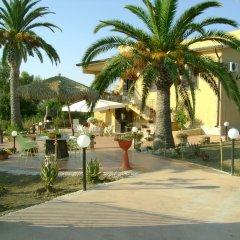 Отель Villa dei giardini Агридженто помещение для мероприятий