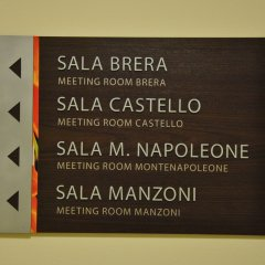 Отель Hilton Garden Inn Milan North Италия, Милан - - забронировать отель Hilton Garden Inn Milan North, цены и фото номеров интерьер отеля