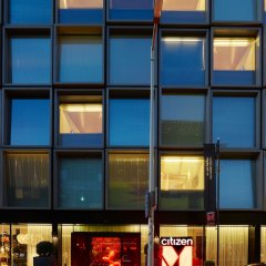 Отель citizenM Hotel Amsterdam South Нидерланды, Амстердам - 1 отзыв об отеле, цены и фото номеров - забронировать отель citizenM Hotel Amsterdam South онлайн фото 4