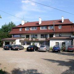 Отель BONA Краков парковка